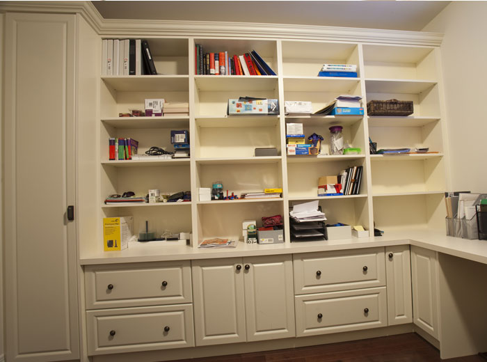 Custom library unit